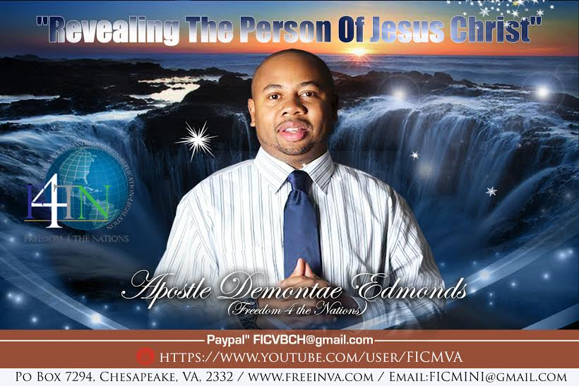 A Prophetic Ministry Demonstrating Jesus Christ through Signs, Wonders, & Miracles